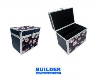 Cotton Pattern Cosmetic Storage Case